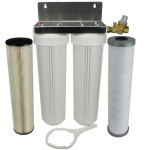 tank water filters with UV systems